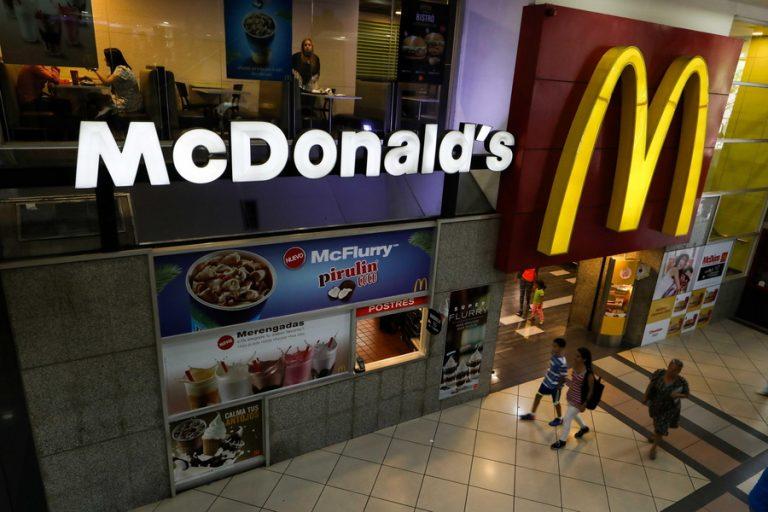 Η McDonald's δοκιμάζει plastic-free καταστήματα και βρώσιμες συσκευασίες