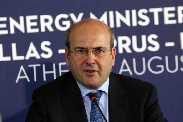 Χατζηδάκης: Πρόθεσή μας να απελευθερώσουμε χωρίς καθυστερήσεις πλήρως την αγορά ενέργειας