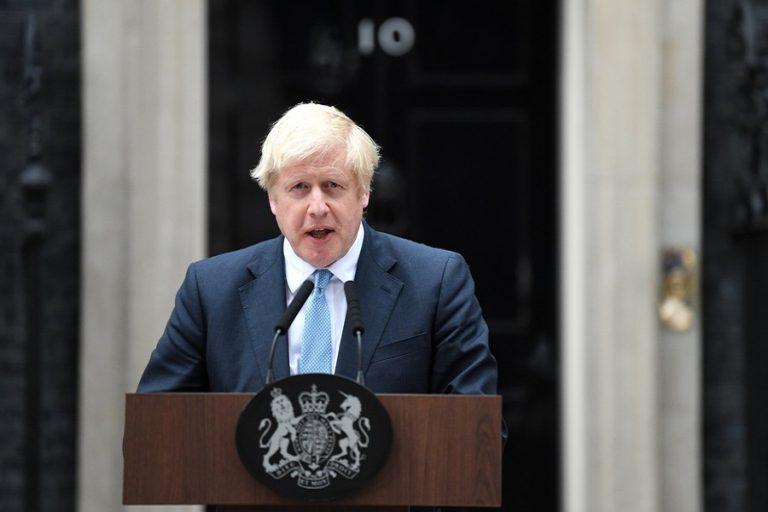 Ο Μπόρις Τζόνσον ζητά η ΕΕ να αποκλείσει το ενδεχόμενο νέας αναβολής του Brexit