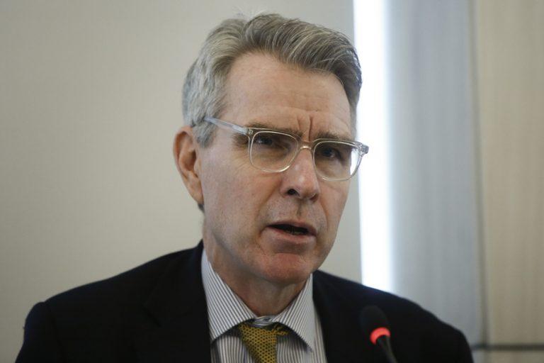 Πάιατ: ΗΠΑ και ΕΕ ταυτίζονται με την ελληνική θέση ότι τα νησιά έχουν υφαλοκρηπίδα