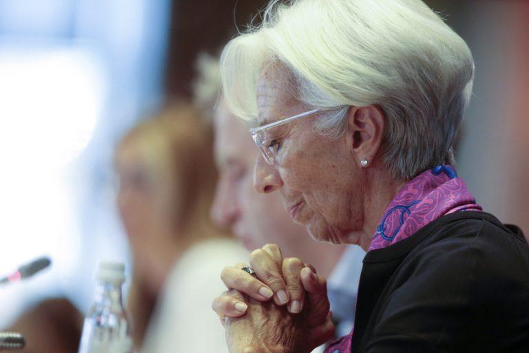Οι ανακοινώσεις Λαγκάρντ δεν έπεισαν τις αγορές ομολόγων και τους επενδυτές