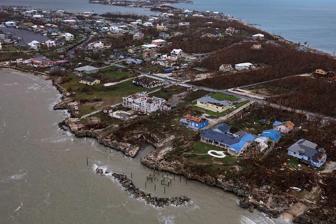 Η Walt Disney στηρίζει τους πληγέντες του τυφώνα Ντόριαν στις Μπαχάμες