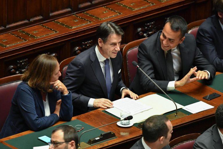 Κυβέρνηση «Κόντε 2.0» στην Ιταλία – Έλαβε την ψήφο εμπιστοσύνης από τη Γερουσία