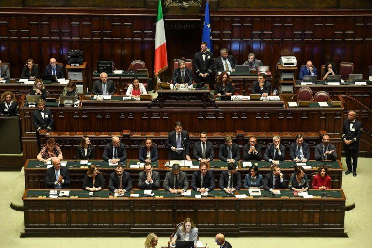 Τις προτεραιότητες της νέας ιταλικής κυβέρνησης παρουσίασε ο Τζουζέπε Κόντε – Έμφαση στο «σύμφωνο σταθερότητας»