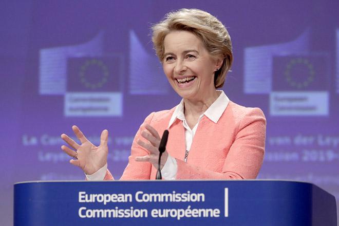 Το όραμα της φον ντερ Λάιεν για την ευρωπαϊκή οικονομία