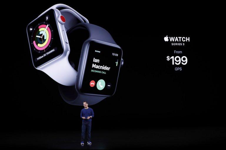 Η Apple ανακοίνωσε τη νέα Σειρά 5 του Apple Watch- Οι καινοτομίες και το κόστος