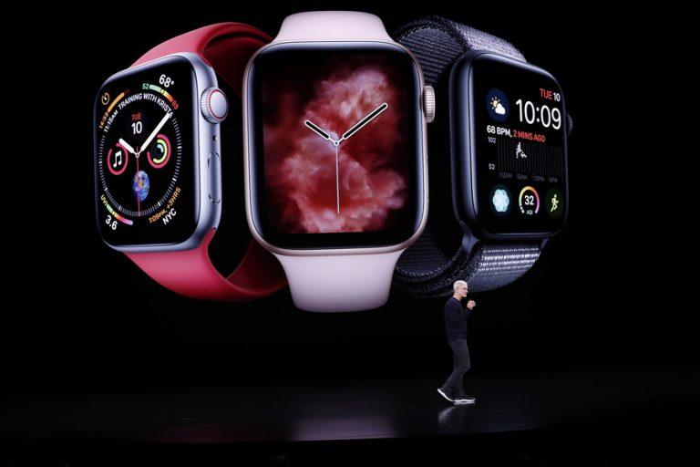 Αυτό είναι το Apple Watch 5: Αlways-on display και κεραμικές λεπτομέρειες (ΦΩΤΟ – ΒΙΝΤΕΟ)
