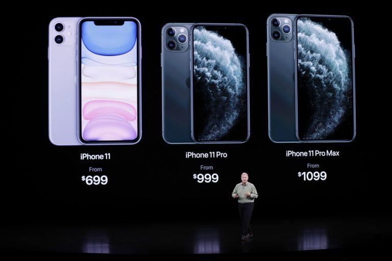 Τιμ Κουκ: Δυνατό ξεκίνημα έκαναν οι πωλήσεις του iPhone 11