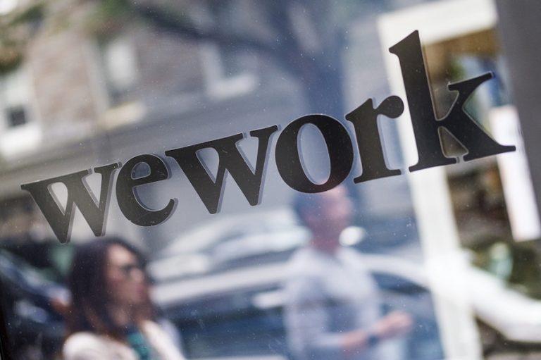 «Σανίδα» σωτηρίας στη WeWork από τη Softbank