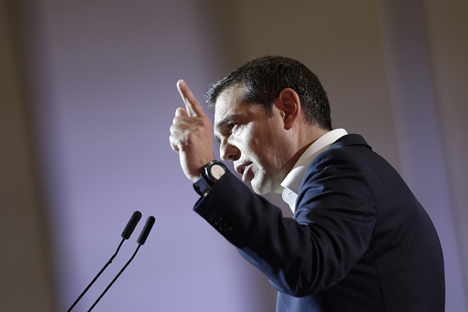 Τσίπρας: ΔΝΤ και όσοι εναντιώθηκαν στην αναδιάρθρωση του χρέους ευθύνονται για την ελληνική κρίση