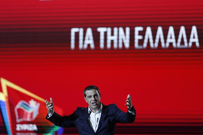 Η ομιλία του Αλέξη Τσίπρα στη ΔΕΘ: Τα τέσσερα σημεία που εντόπισε λάθη στην κυβέρνησή του