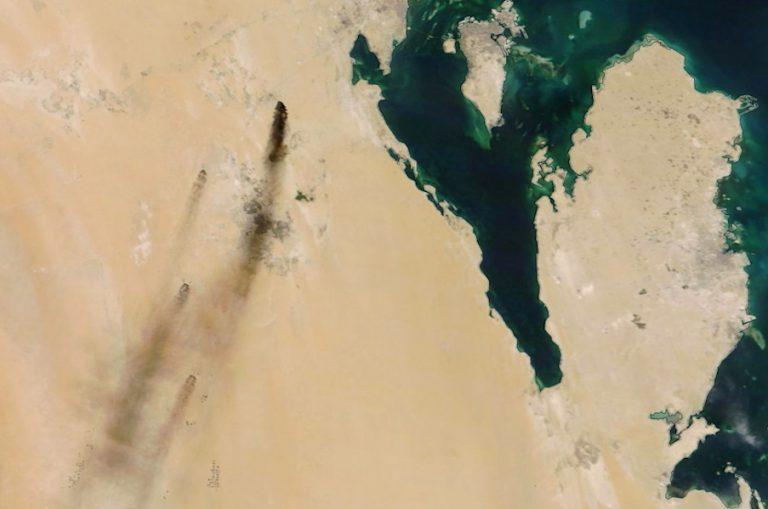 «Αποδείξεις» για εμπλοκή του Ιράν στις επιθέσεις παρουσιάζει η Σαουδική Αραβία