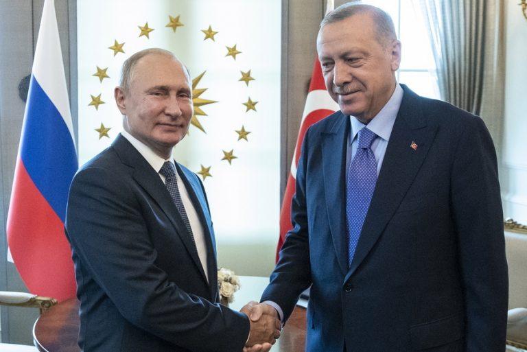 Σκληρή επίθεση των γερμανικών ΜΜΕ για τη συμφωνία Πούτιν – Ερντογάν: «Ανίκανοι οι Ευρωπαίοι»