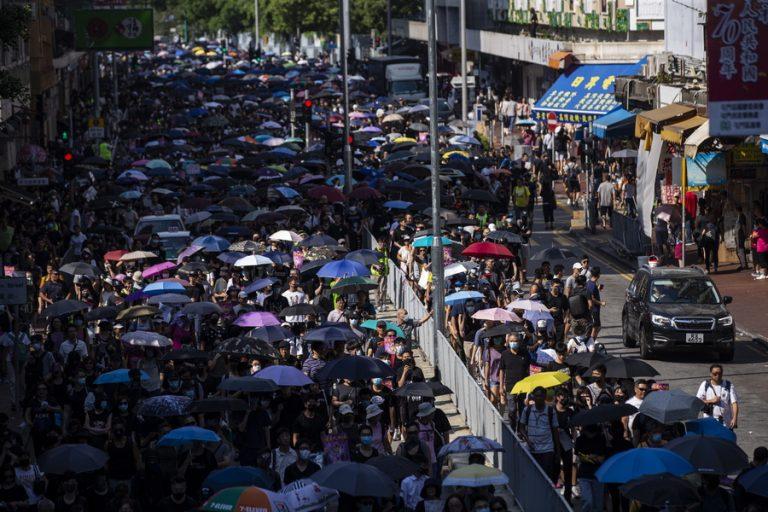 Χονγκ Κονγκ: Έξι μήνες αντικυβερνητικών διαδηλώσεων
