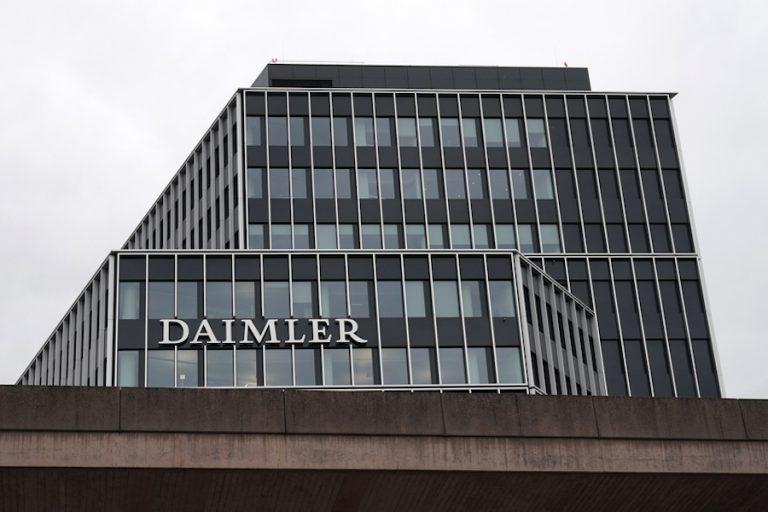 «Χρυσά» θα πληρώσει η Daimler στις ΗΠΑ τις εκπομπές ρύπων- Στα 2,2 δισ. δολάρια το πρόστιμο