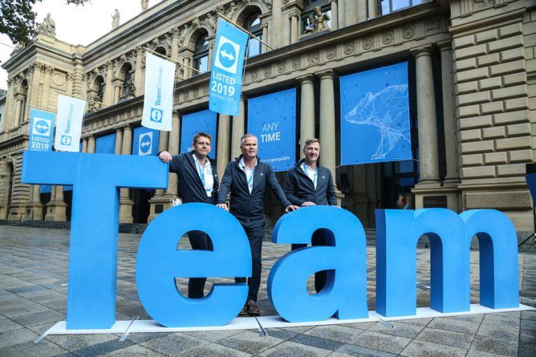 Η γερμανική TeamViewer έκανε πράξη τη μεγαλύτερη ευρωπαϊκή IPO του 2019