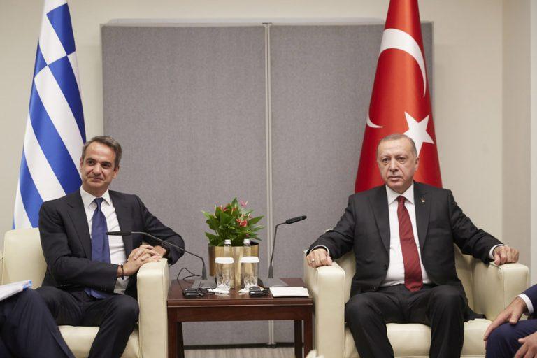 Σήμερα η κρίσιμη συνάντηση Μητσοτάκη- Ερντογάν σε κλίμα διεθνούς δυσφορίας για τις κινήσεις της Άγκυρας