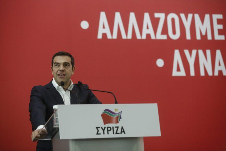 Το έναυσμα για τη μετεκλογική εξόρμηση του ΣΥΡΙΖΑ έδωσε ο Αλέξης Τσίπρας
