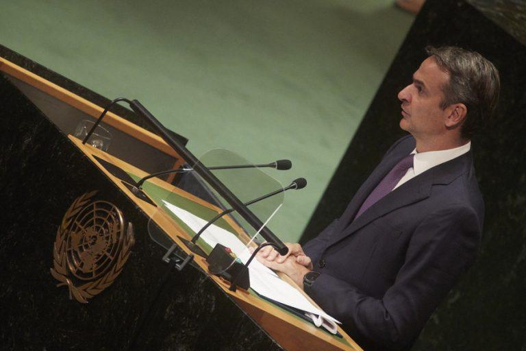 Τι είπε ο Κυριάκος Μητσοτάκης σε ξένους ηγέτες και επιχειρηματίες τις πέντε ημέρες στη Νέα Υόρκη (βίντεο)