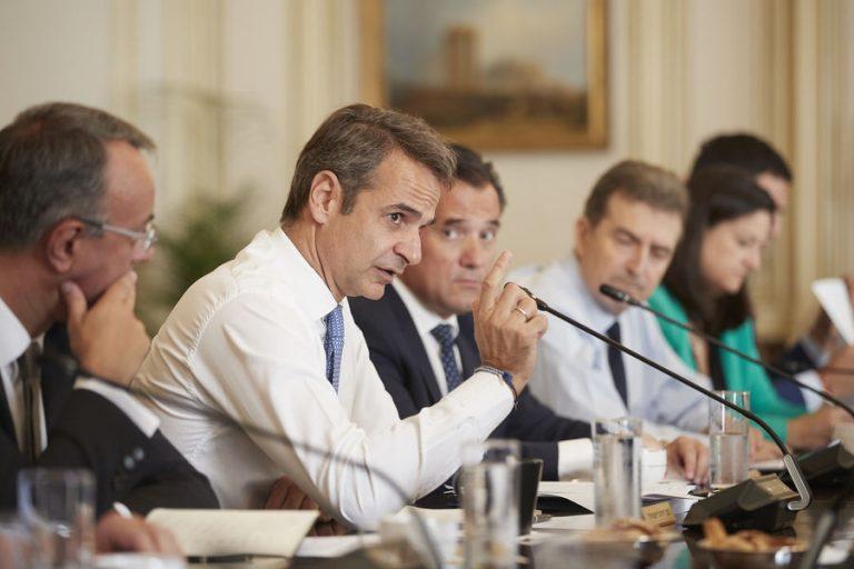 Συναντήσεις Κυρ. Μητσοτάκη με τους πολιτικούς αρχηγούς για την ψήφο των ομογενών
