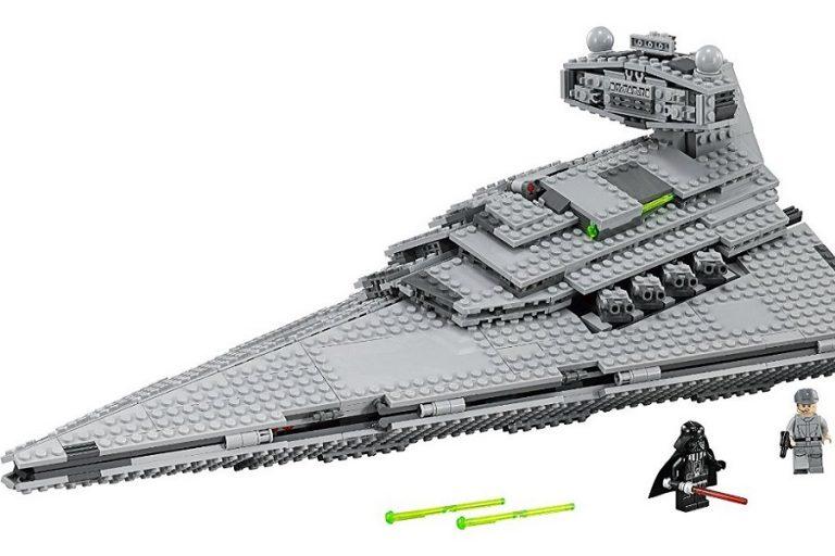 Οι φανατικοί του Star Wars μπορούν πλέον να κατασκευάσουν το Imperial Star Destroyer με Lego