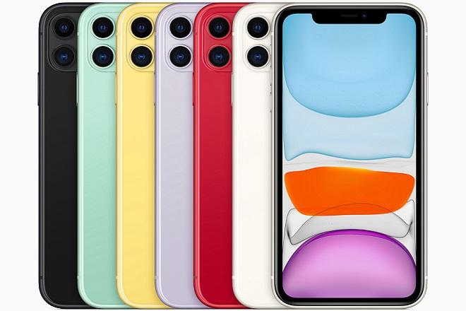 Οι τιμές των iPhone 11 στην Ελλάδα