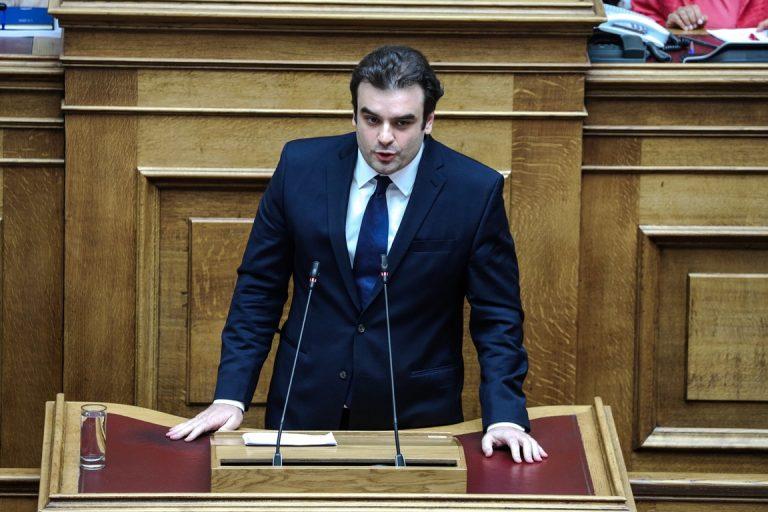 Κυρ. Πιερρακάκης: Σε μια διετία το πέρασμα στον ενιαίο αριθμό αντί του ΑΦΜ και του ΑΜΚΑ