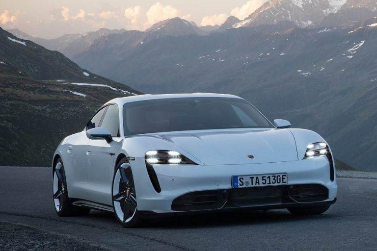 Αυτό είναι το πρώτο πλήρως ηλεκτροκίνητο μοντέλο της Porsche