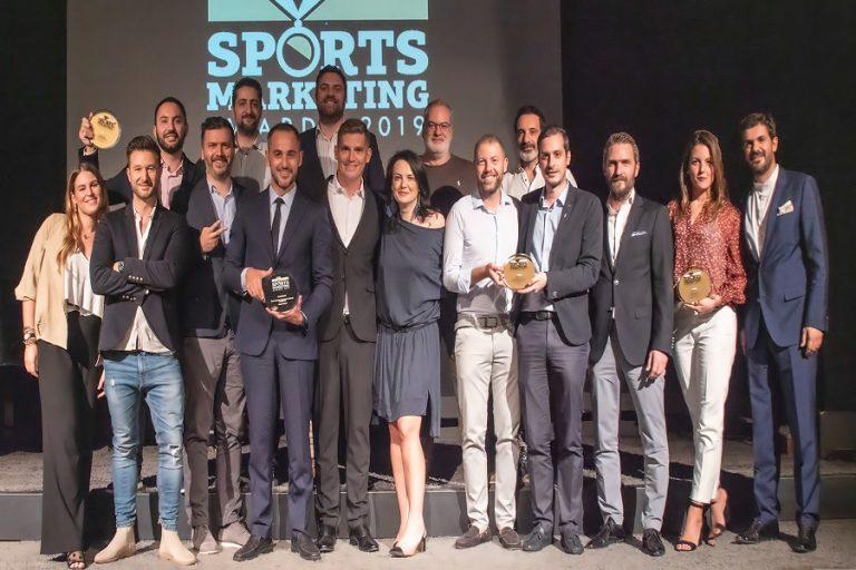 Στην κορυφή των Sports Marketing Awards η Stoiximan με 6 σημαντικές διακρίσεις