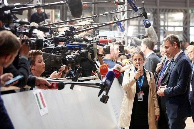 Τα τρία θέματα που έθεσε στο τραπέζι ο Kυριάκος Μητσοτάκης στις Βρυξέλλες