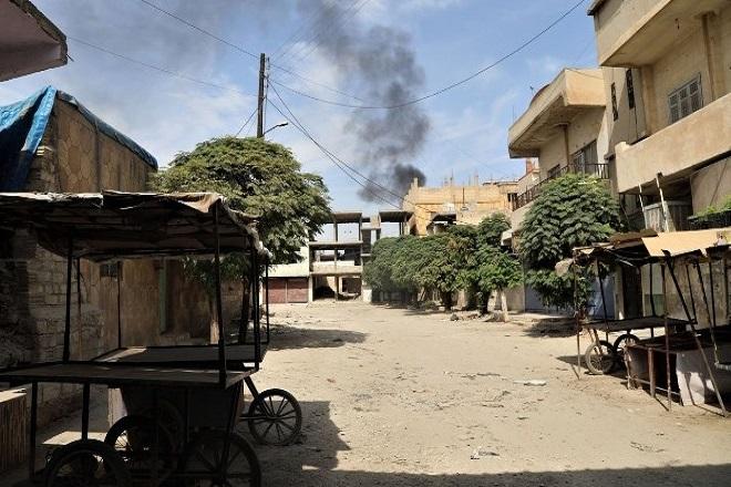 Σφοδρές μάχες στη Β. Συρία- Μεγαλώνει ο αριθμός των θυμάτων (Βίντεο)