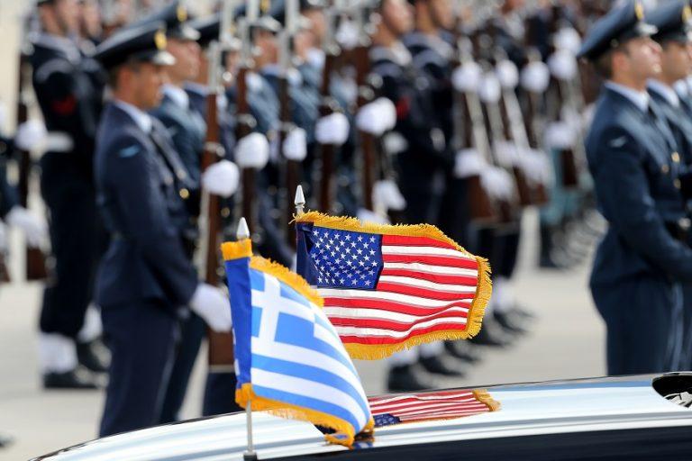 Σήμερα ο β' γύρος Στρατηγικού Διαλόγου Ελλάδας- ΗΠΑ