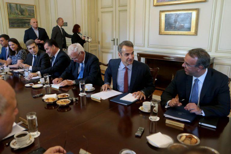 Οι τέσσερις επενδύσεις των 800 εκατ. ευρώ που πέρασαν από το υπουργικό συμβούλιο