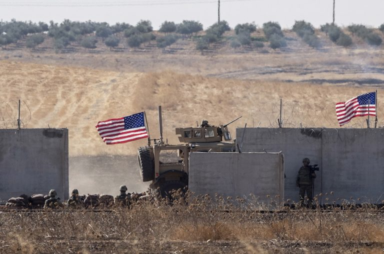 Αποχωρούν από τη βόρεια Συρία οι ΗΠΑ- Aποσύρουν 1000 στρατιώτες