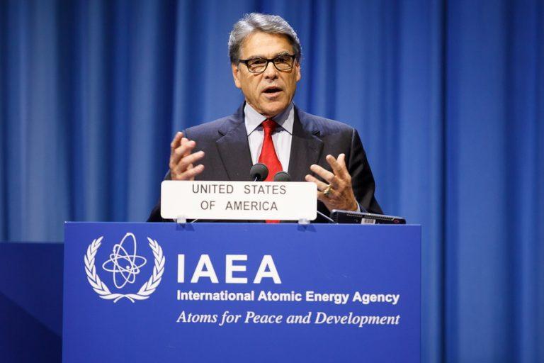 Προς παραίτηση και ο Αμερικανός υπουργός Ενέργειας, Ρικ Πέρι