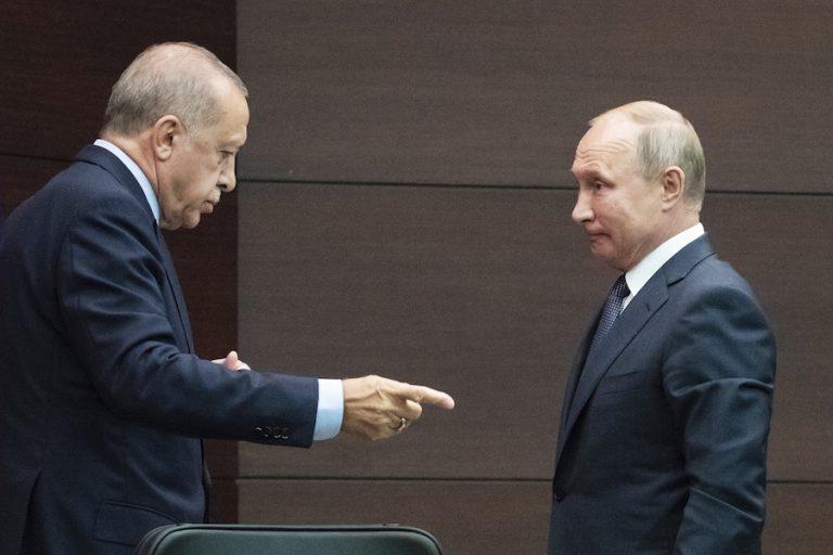 Bloomberg: Πώς ο Θουκυδίδης «εξηγεί» τη συμπεριφορά της Τουρκίας και του Πούτιν