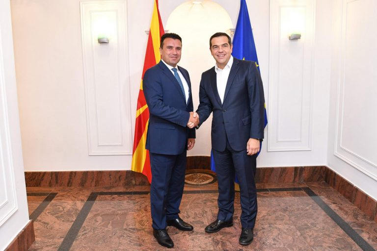 Τσίπρας: Μετά τις Πρέσπες η Ελλάδα να αναλάβει ηγετικό ρόλο στα Βαλκάνια (Βίντεο)