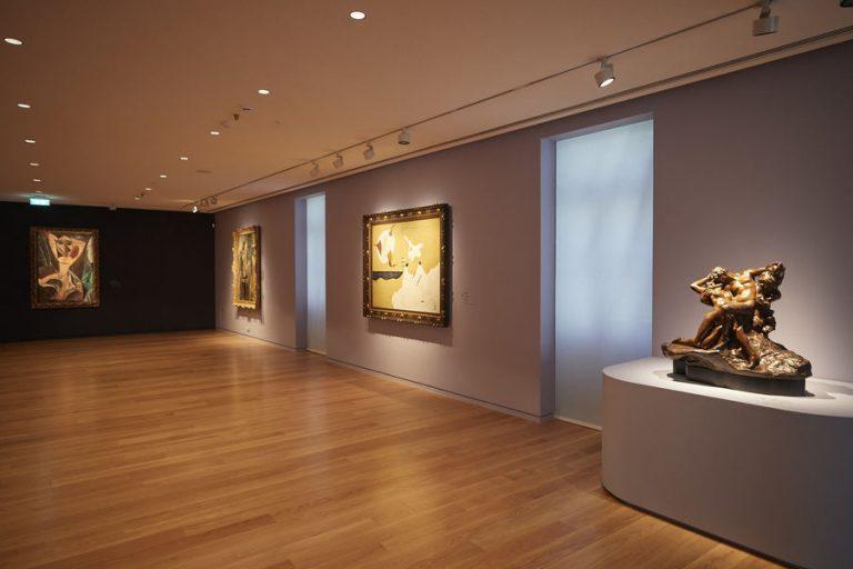 Τώρα μπορείτε να επισκεφτείτε τη συλλογή του Ιδρύματος Β&Ε Γουλανδρή από το σπίτι