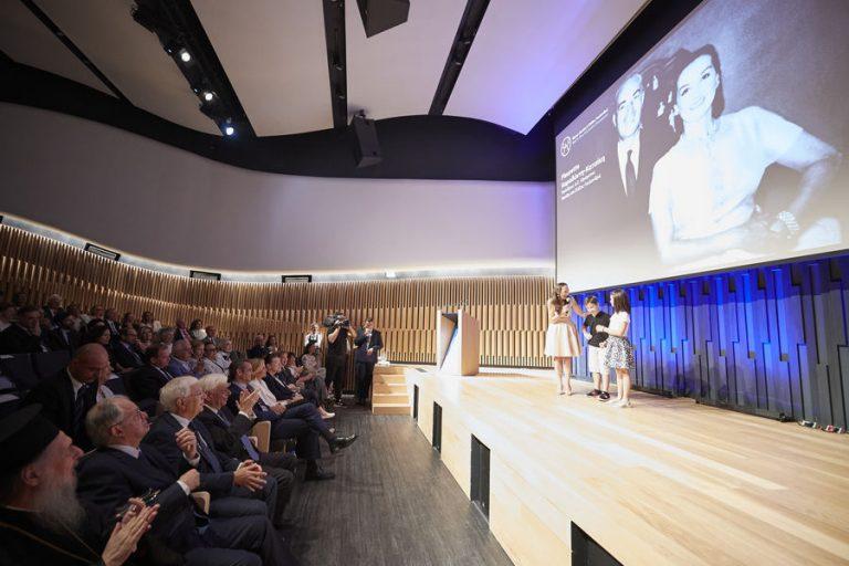 Μετά από χρόνια γραφειοκρατικών εμποδίων, εγκαινιάστηκε το Μουσείο Σύγχρονης Τέχνης του Ιδρύματος Βασίλη και Ελίζας Γουλανδρή