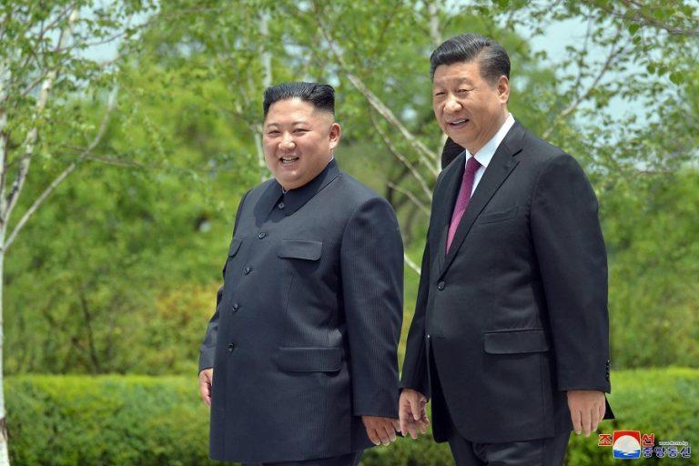 Κίνα – Β. Κορέα: Σι και Κιμ εγκωμιάζουν την «αθάνατη» φιλία ανάμεσα στις χώρες τους