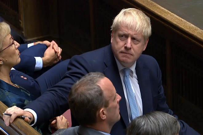 Να μπει «τέλος στο ανόητο παιχνίδι αλληλοκατηγοριών» για το Brexit ζητά η ΕΕ από τον Μπόρις Τζόνσον