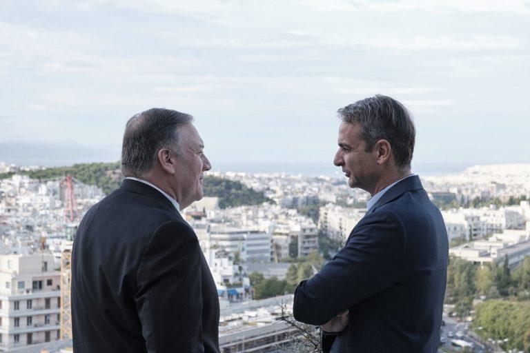 Η αποτίμηση της επίσκεψης του Μάικ Πομπέο στην Αθήνα