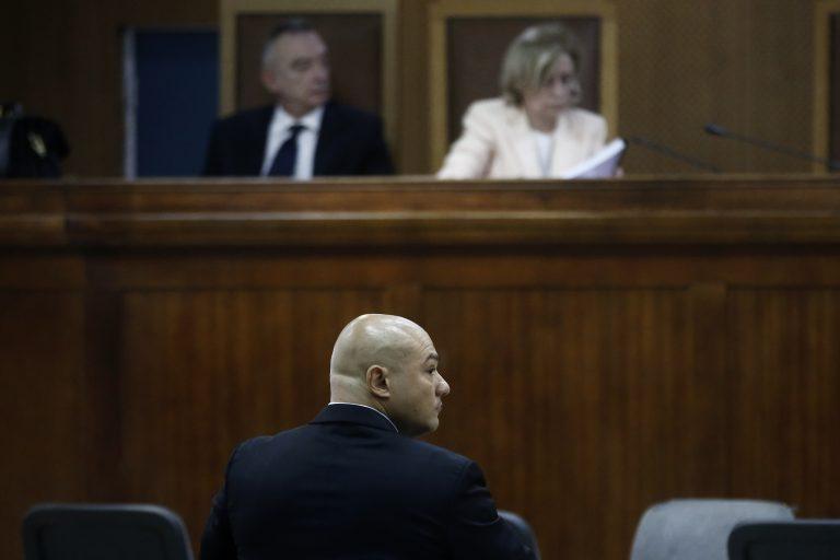Δίκη Χρυσής Αυγής: Με τη φράση «η δολοφονία Φύσσα ήταν μία πράξη που έκανε ένας ηλίθιος» επιχείρησε να απολογηθεί ο Γ. Γερμενής