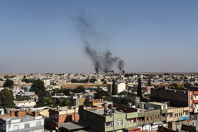 Η Τουρκία διαβεβαίωσε τις ΗΠΑ ότι «δεν θα μείνει πολύ στη Συρία»