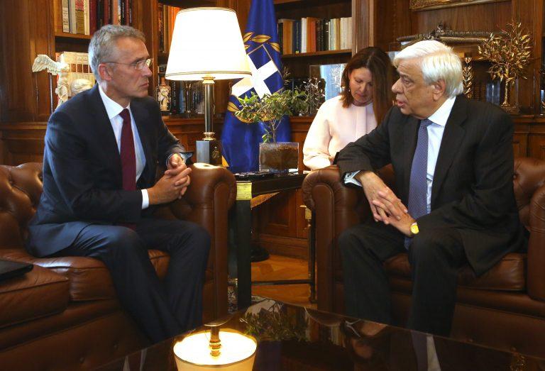 Παυλόπουλος: Αυθαίρετες, αντίθετες προς το διεθνές δίκαιο και επικίνδυνες οι επιχειρήσεις της Τουρκίας στη Συρία
