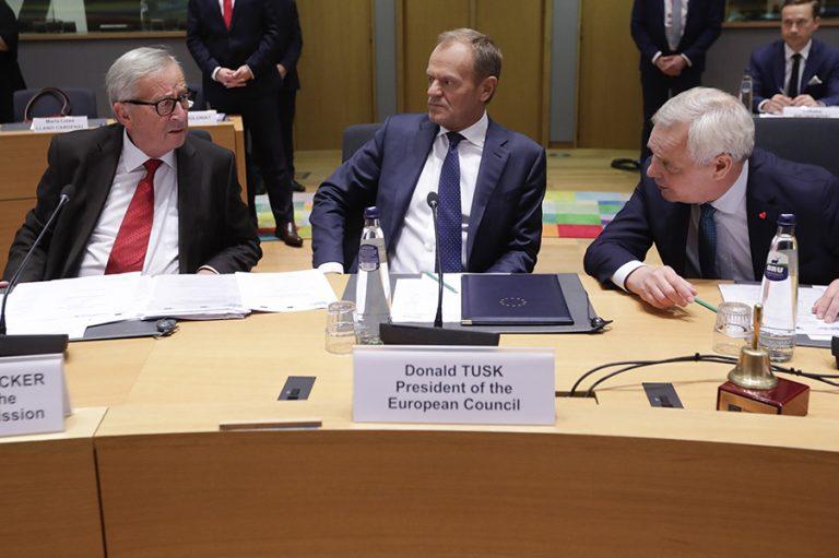 Βrexit: Ξαφνικά αισιοδοξία για συμφωνία – «Έχουν μπει οι βάσεις» ανέφερε ο Τουσκ