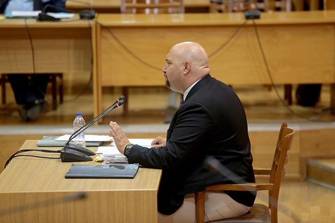Δίκη Χρυσής Αυγής: «Μακάρι να είχαμε στρατιωτική δομή» λέει ο Παναγιώταρος – «Καλή ενέργεια» ο ναζιστικός χαιρετισμός κατά Μπαρμπαρούση
