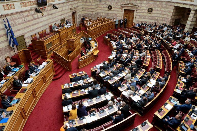 Ψηφίζεται σήμερα το αναπτυξιακό νομοσχέδιο- Σε «θέση μάχης» τα κόμματα