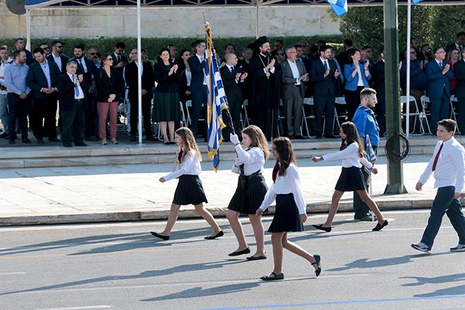 Τα μηνύματα των πολιτικών για την 28η Οκτωβρίου – Ολοκληρώθηκε η παρέλαση στην Αθήνα
