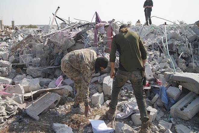 Η ανατομία μιας επιδρομής: Πώς οι ΗΠΑ «εξουδετέρωσαν» τον Αμπού Μπακρ αλ Μπαγκντάντι – Νεκρός και ο υπαρχηγός του ΙΚ